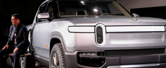 EV startup Rivian announces $2.5B funding round led by Amazon, Ford
