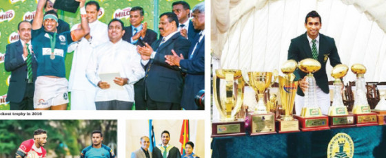 Chat with Milo Champions : Kushan Indunil, a Rugby Legend at Isipathana