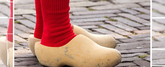 Clogs:  Wooden Shoes of The Netherlands