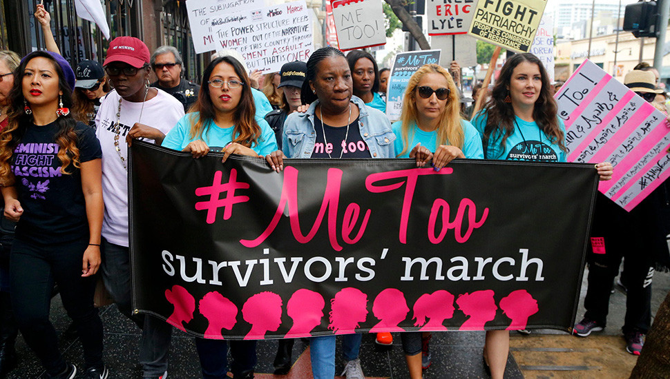 Some Reflections on the #MeToo Movement