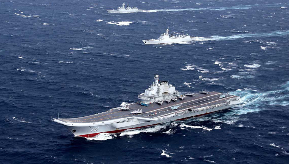 US-China Tensions : Triggering the Fourth Taiwan Strait Crisis
