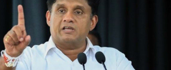 Sajith asks if Govt acknowledges new COVID-19 wave