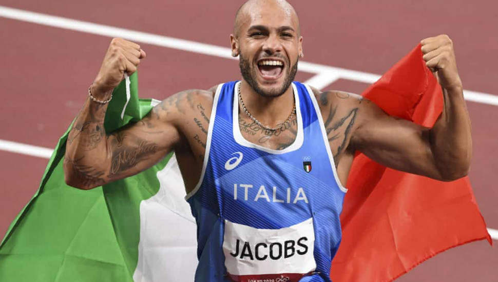 Olympics: Marcell Jacobs becomes the new 100m king with glory for Italy