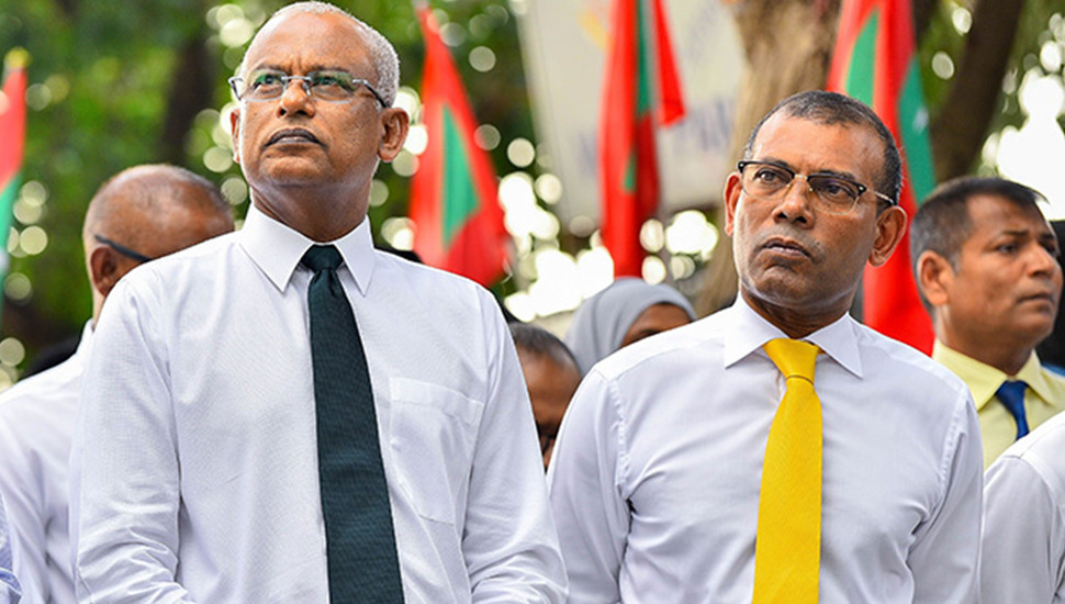 Maldives Ruling Party Heading for a Split