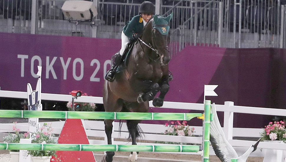 Mathilda fails to qualify for second round