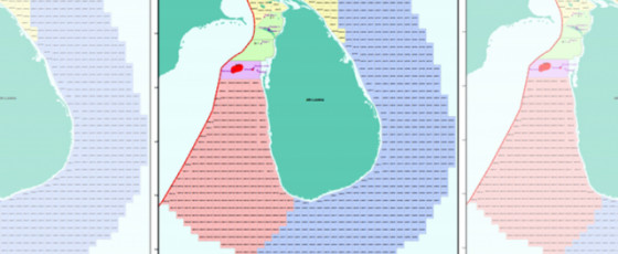 Outline map for oil, gas exploration released