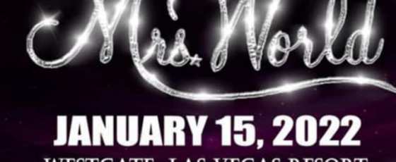 Mrs. World Pageant moved from SL to USA