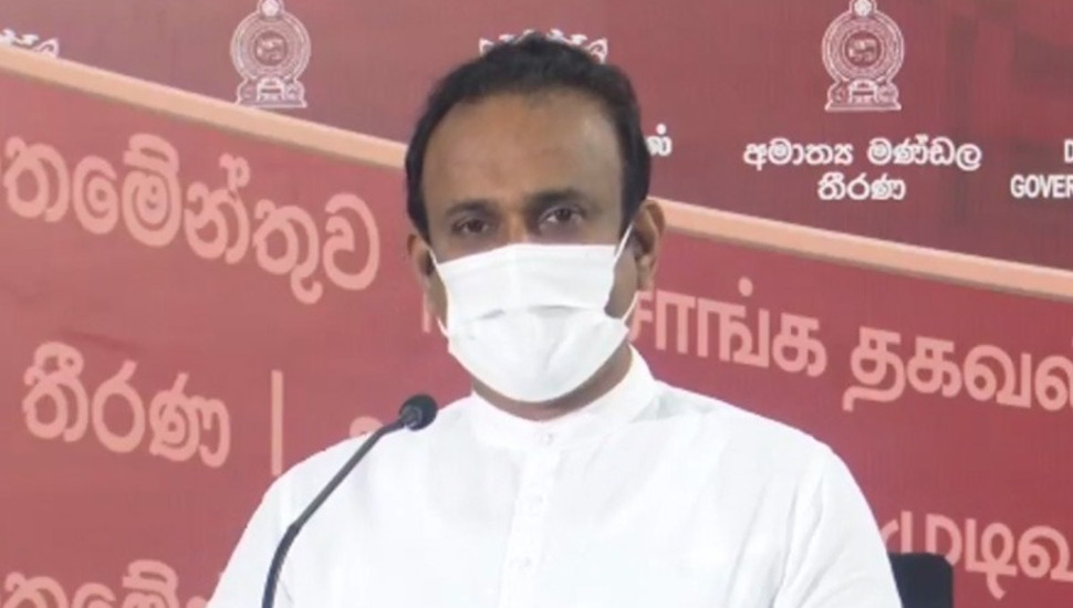 Govt takes responsibility for increase in Delta variant cases : Ramesh Pathirana