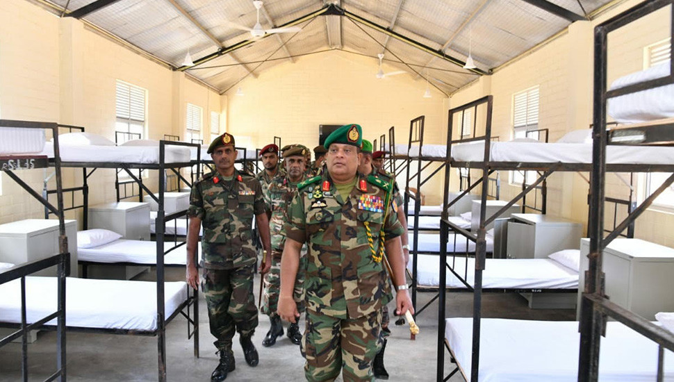 Army Quarantine Centres – A Home Away From Home