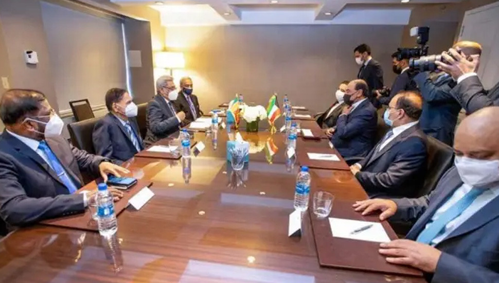 President invites Kuwait PM to invest in Port City