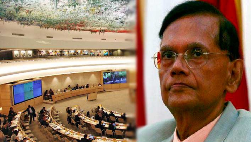 SL rejects any external initiatives to establish accountability