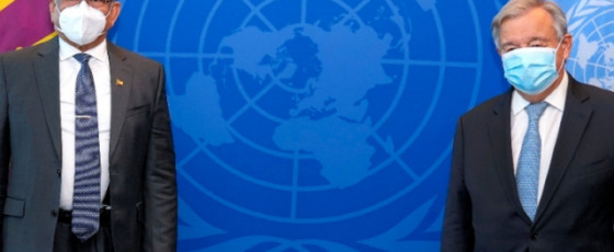 UN assures SL its fullest cooperation in promoting racial unity in the country