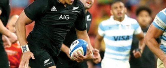 All Blacks back on top of the world after beating Argentina