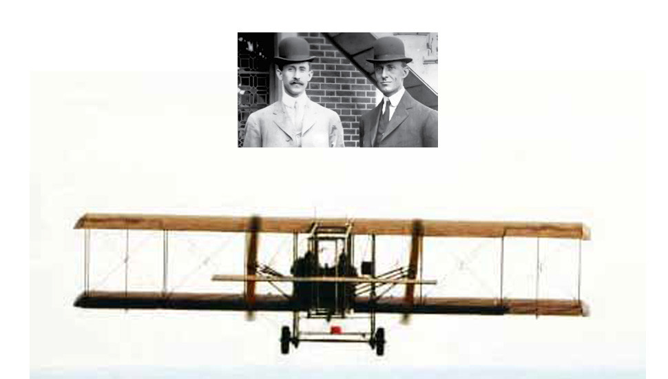 Hands on History: The Brothers Who Taught us to Fly