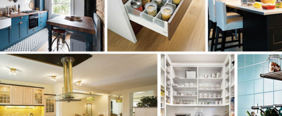 How to Design an Organised and Functional Kitchen