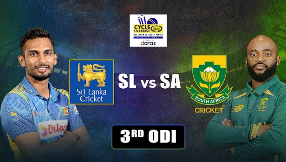 SL win ODI series against SA after 8 years