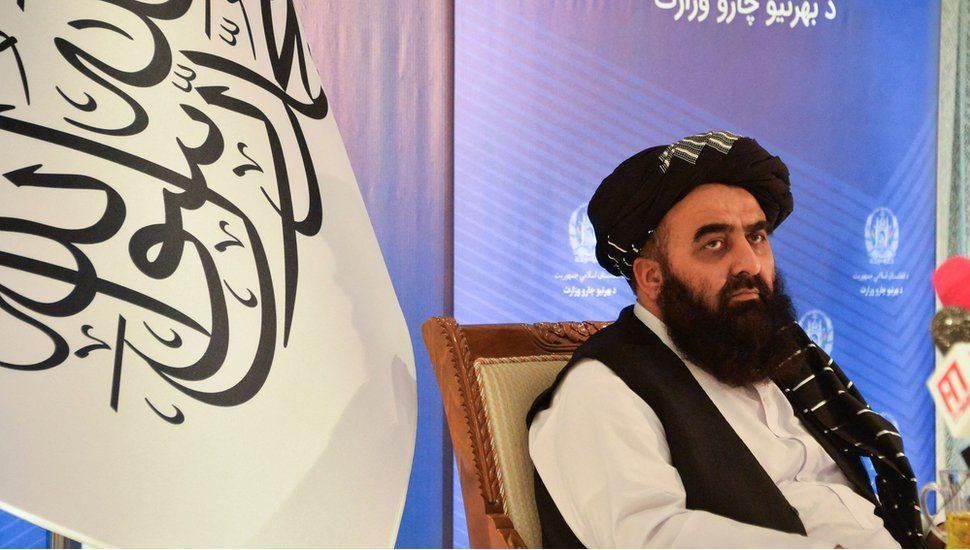 Taliban ask to speak at UN General Assembly in NY
