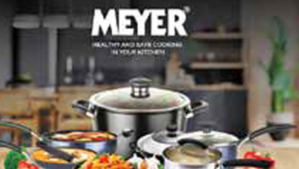 Meyer cookware from Abans