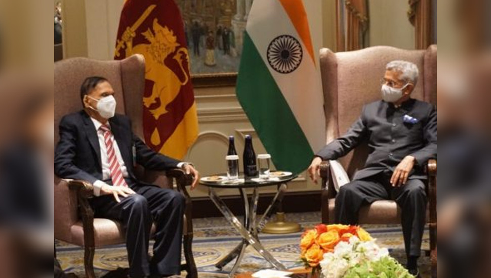 SL-India Foreign Ministers discusses COVID-19, post- conflict residual matters