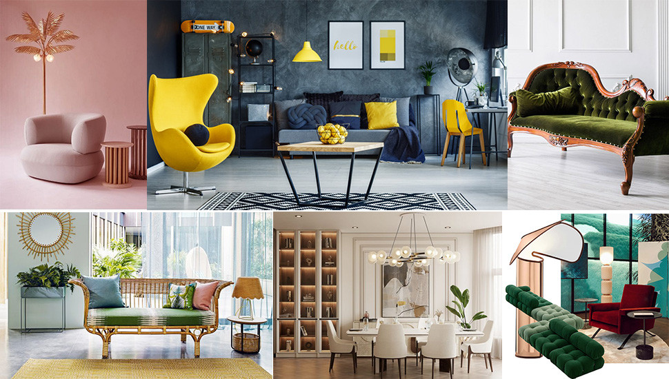 Top Furniture Trends of 2021