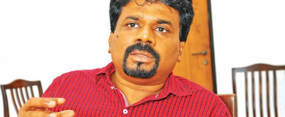 Govt in controversial agreement with U.S. firm – JVP