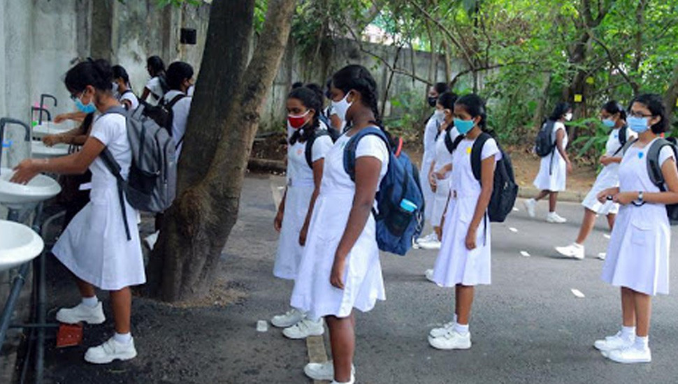 Guidelines to Reopen Schools Submitted – DGHS