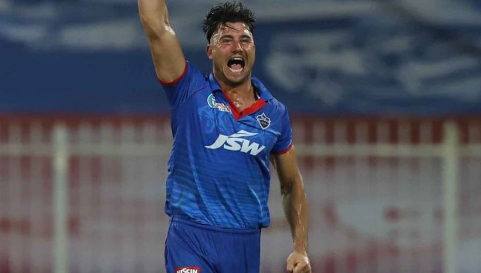 Stoinis suffers hamstring injury in IPL match