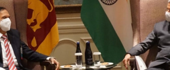 Indian Foreign Minister meets GL