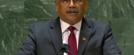 President stresses need to transform global food systems