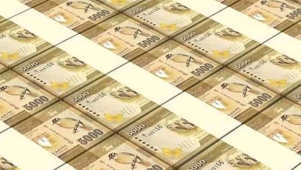 Money Printing at Rs 1.6074T establishes new record
