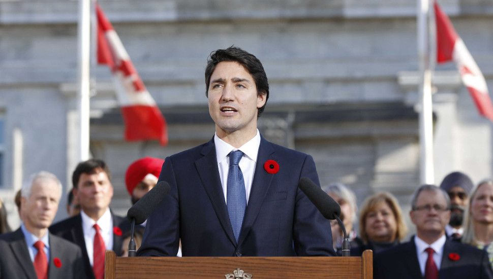 Canadian Prime Minister Trudeau's Liberals win Canada election, but miss majority