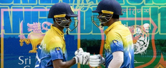 B'desh 184 all out vs. SL in 3rd youth ODI