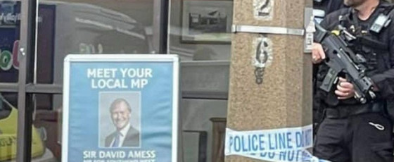 Conservative MP Sir David Amess stabbed to death