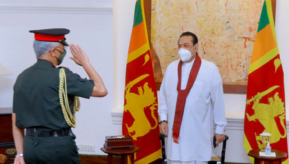 Indian Army Chief meets PM