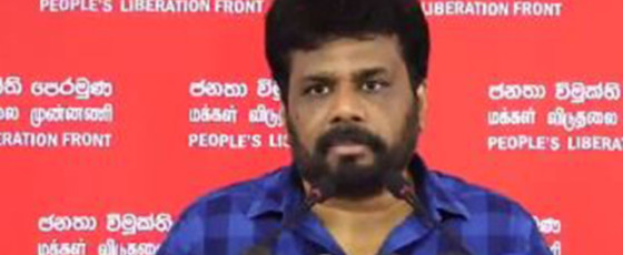 Chinese pressuring local authorities to accept – JVP