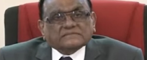 Communist Party removes Raja Collure as its chairman