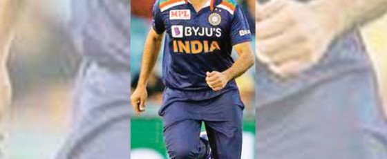 India make one change to T20 world cup squad