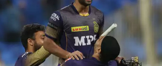 Tripathi drags KKR to IPL final after late scare