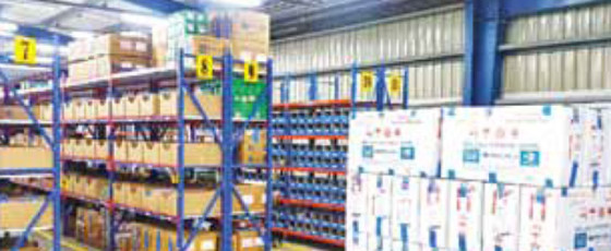 D P Logistics adds Robotic Process Automation to warehouse operations