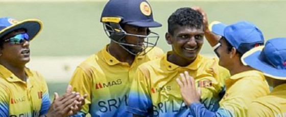 SL youths win 3rd ODI to secure series