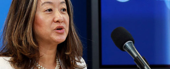 Julie Chung Emphasises Constructive Ties