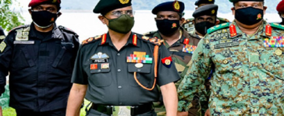 'Mitra Shakthi' boosts strength & friendship - Indian Army Chief