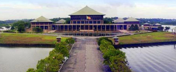 8 November declared special Parliament day