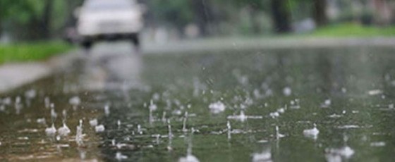 Showers, thundershowers in several provinces