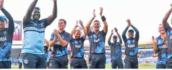 T20 World Cup: Namibia seal historic Super 12 spot in first attempt