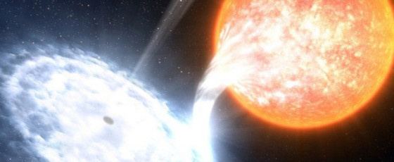 Signs of first planet found outside our galaxy