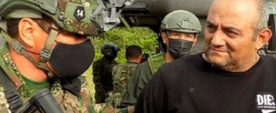 Colombia's most wanted drug lord captured