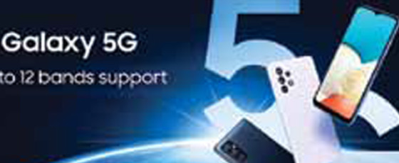 Samsung Strengthens its 5G Promise