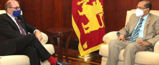 French Ambassador meets Foreign Minister