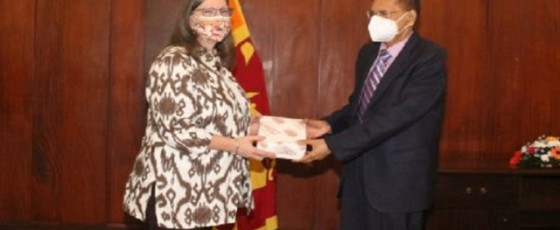 Outgoing US ambassador pays farewell call on FM
